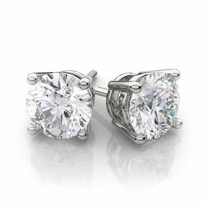 4 G Diamond Studs 0 25ct Tcw