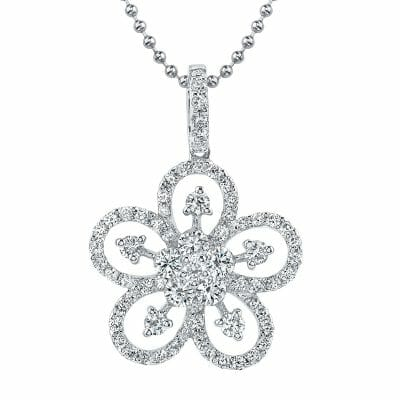 Shop jewelry the diamond guys scottsdale premier wholesale jewelry illusion set diamond pendant the diamond guys collection mozeypictures Images