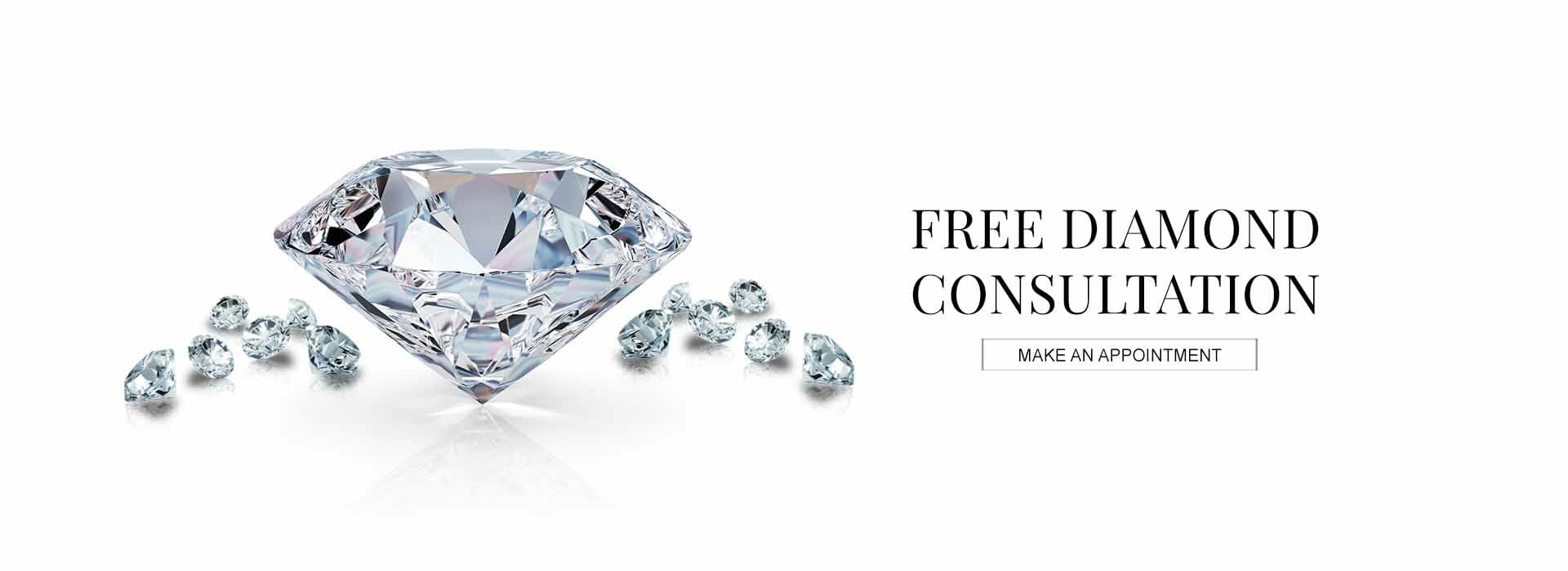 Free Diamond Consultation - Schedule an Appointment