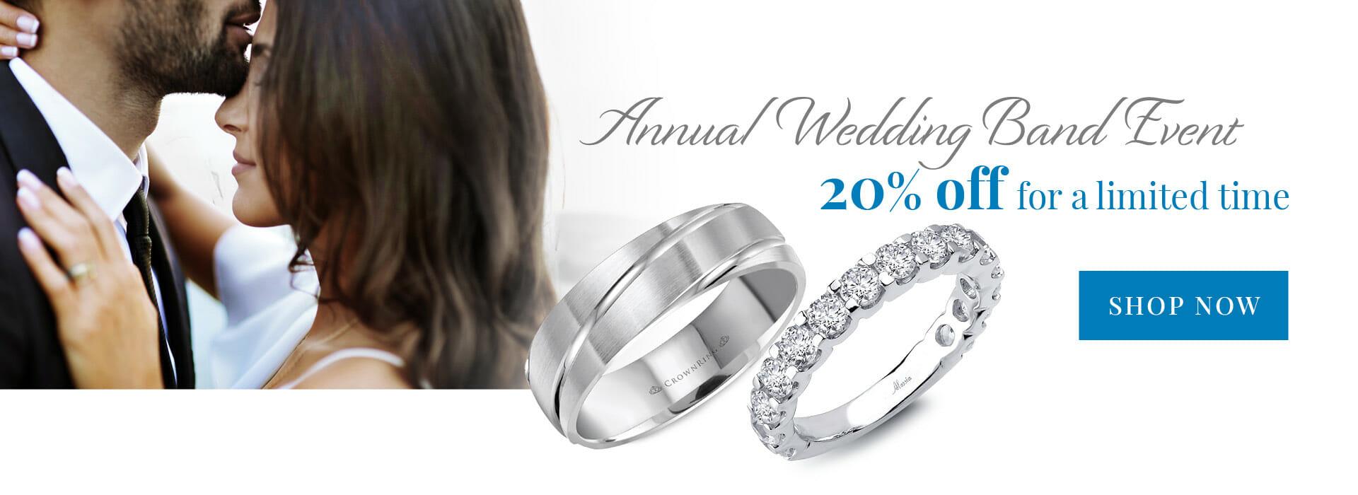Wedding Bands Sale